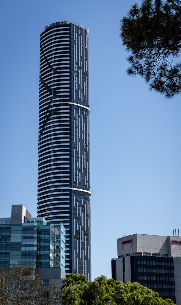 Meriton | The Meriton Appartments Tower in Brisbane ...