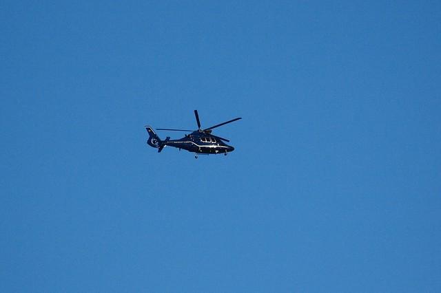 Passagier-Hubschrauber