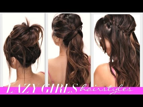 Stupendous 4 Easy Lazy Girls Back To School Hairstyles Cute Hairst Flickr Schematic Wiring Diagrams Amerangerunnerswayorg