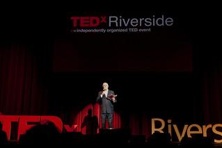 Stan Morrison, TEDxRiverside Emcee