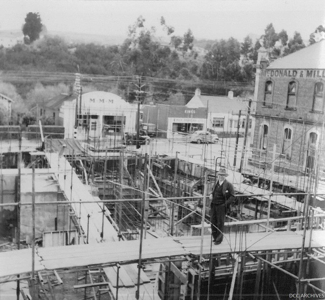 Construction of new Green Island Council Offices