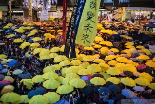 umbrella-movement-admiralty-site-1-month-ceremony-nikkor-50mm-f14-a7r-cr-00633 | by alcuin lai