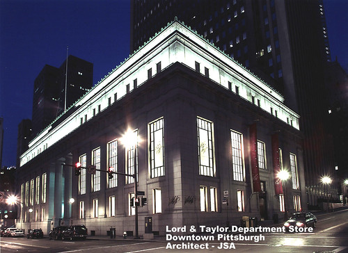 Lord&Taylor Department Store Downtown, Pittsburgh | by BraceEngineering