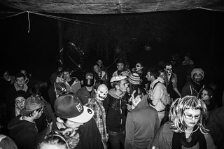 Halloween Rave Party
