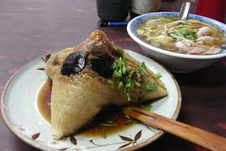 台南 | 再發號肉粽 | by ddio.tw