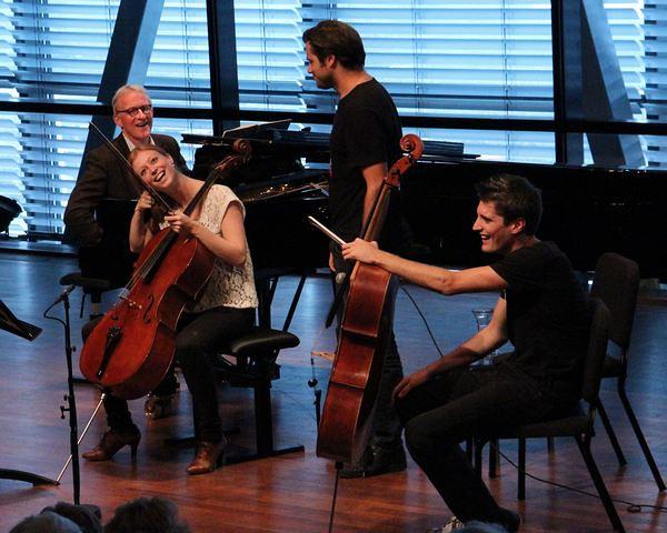 Jaap Kooi, Veerle Schutjens, Stjepan Hauser & Luka Sulic [… | Flickr