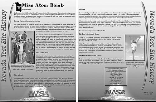 ... Miss Atomic Bombs!
