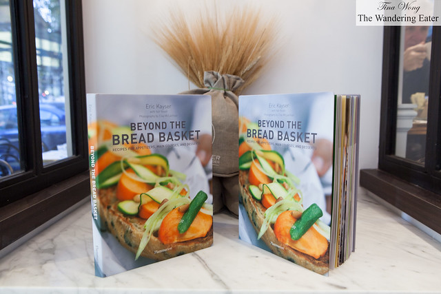 The bakery's books