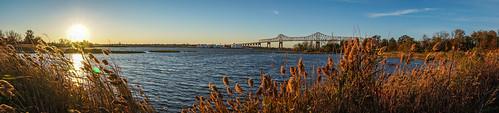 nyc newyork outerbridge statenisland sunset shaolin
