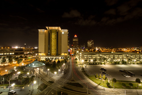 longexposure night tampa lights tampabay florida wideangle efs1018mm