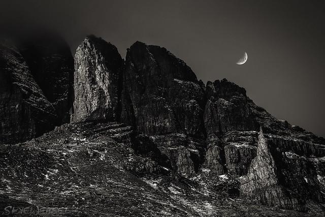 Lunar Landscape (EXPLORE)