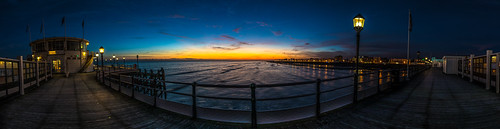 canon5dmkivmk4 worthing pier sunset west sussex panoramic