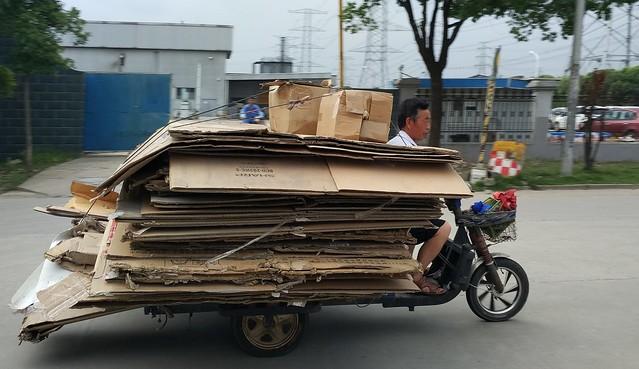 Shanghai - Carton Collector