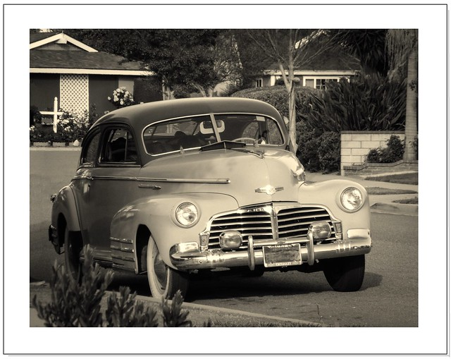 Rare Due to Circumstances - 1942 Chevrolet