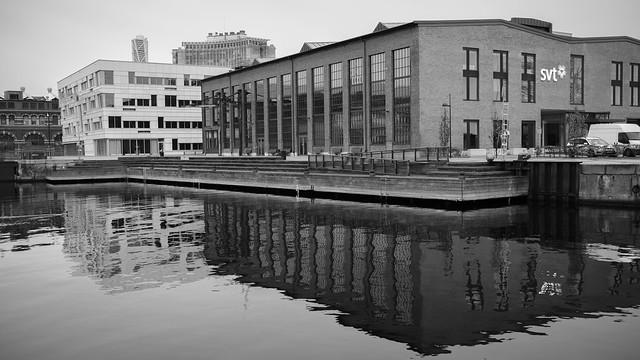 Media Evolution City and SVT, Malmö