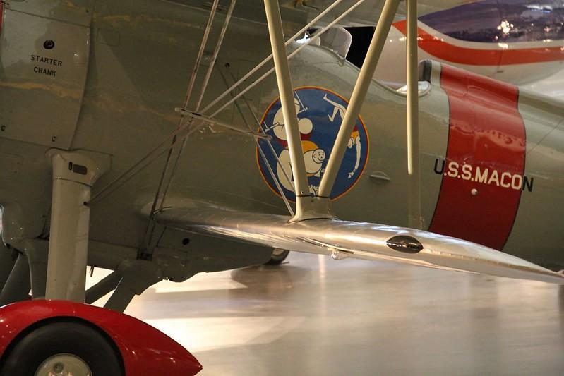 Curtiss F9C Sparrowhawk 6