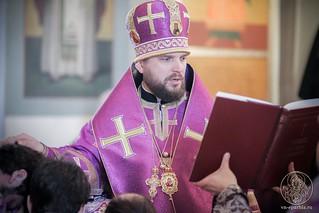 Литургия в Покровском соборе 380