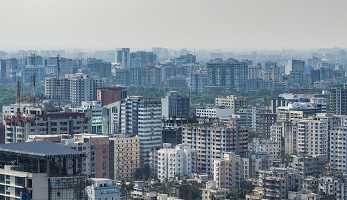 Dhaka April