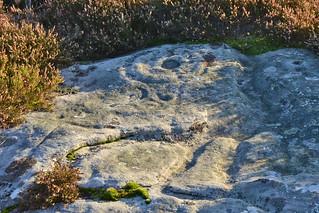 Coldmartin Crag, Northumbria