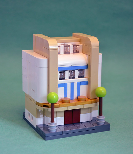 Mini-Modular Art Deco Theatre