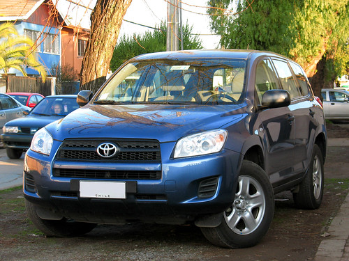 Toyota Rav4 Lifestyle and Technical Overview