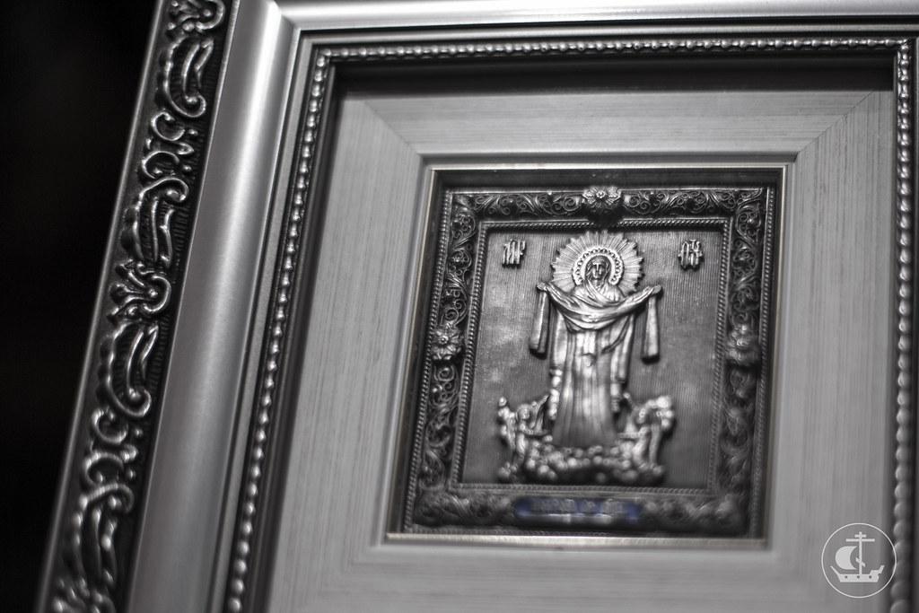 14 октября 2014, Покров Пресвятой Владычицы нашей Богородицы и Приснодевы Марии / 14 October 2014, The Protection of Our Most Holy Lady the Theotokos and Ever-Virgin Mary