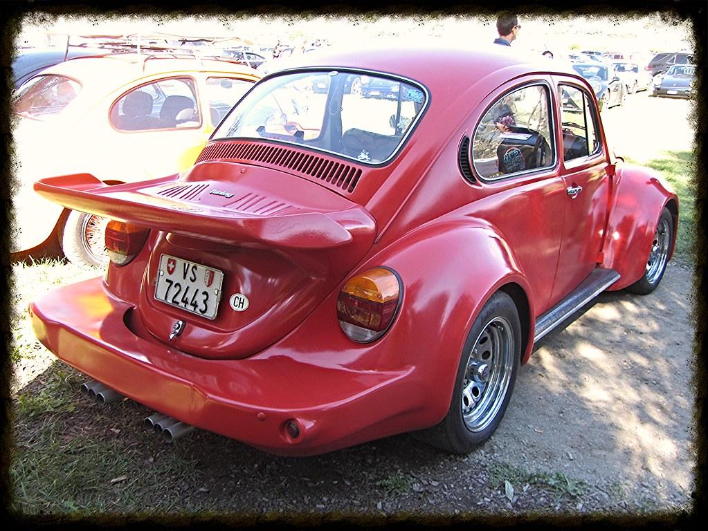 Vw Beetle 1303 Kit Porsche Albar Vw Porsche Classic 2 Flickr