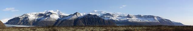 Öræfajökull Panorama