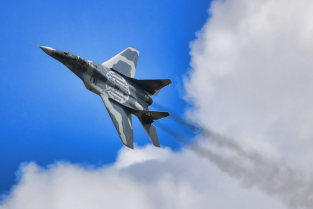 Polish Mikoyan MiG-29, Fulcrum.