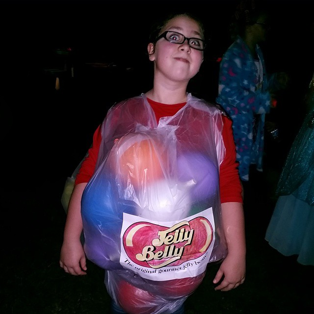 My Daughter Itu0027s A Bag Of Jelly Belly Jelly Beans #Hallowe ...