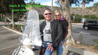 Mark and Virginia Williams