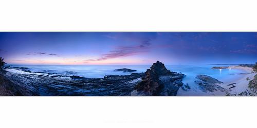 ocean sky water clouds sunrise australia newsouthwales nambuccaheads rgnd09