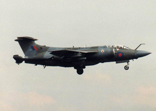 1965 Blackburn Buccaneer S2 Xt280 Raf 12 Squadron Raf