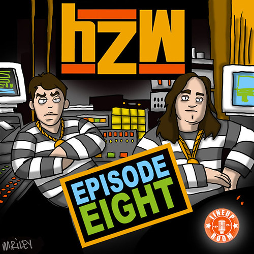 HZW Episode 8 | by Mike Riley