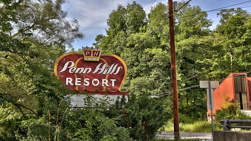 Abandoned Resort in The Pocono's  (109) | by Darryl W. Moran Photography