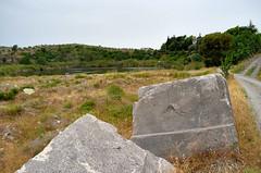 Roman quarry at Karagöl (Teos), Turkey (5)
