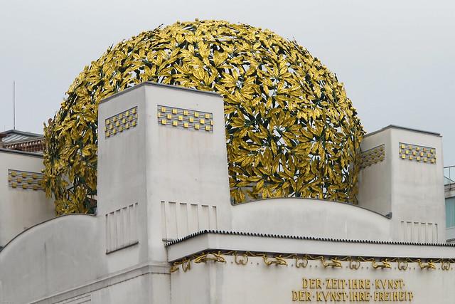 Klimt museum, Vienna