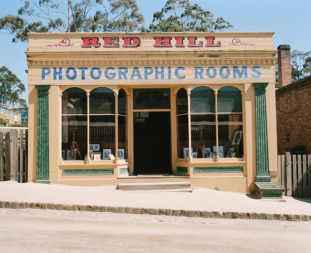 Photographic Rooms