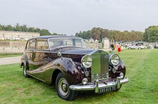 1956 Rolls-Royce Silver Wraith Touring Limousine  (H.J. Mulliner)