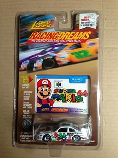 Johnny Lightning Racing Dreams - Nintendo Super Mario 64