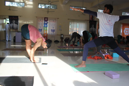 Ashtanga Yoga Teacher Training Rishikesh India   Ashtanga ...
