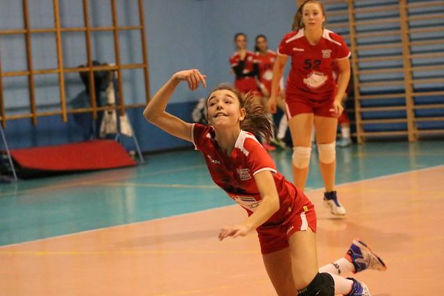 Campionato PGS Fase Regionale 23 Febbraio 2107 Pro Patria Volley Cornaredo 3 - 1