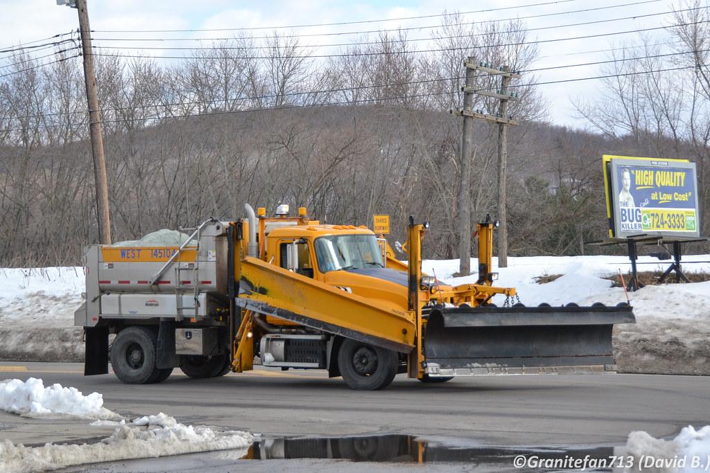 NYS DOT Mack GU712 Plow Truck | Trucks, Buses, & Trains by ...