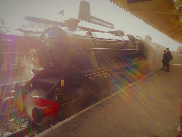 Steam 'Rainbow Spokes'.