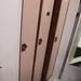 Used 1 door locker  E60 with keys