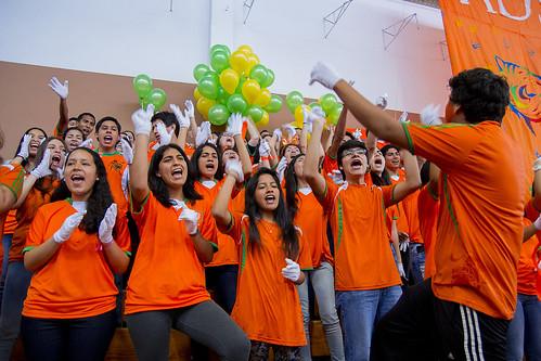 Olimpiadas Ramón Mugica - Lima 2014