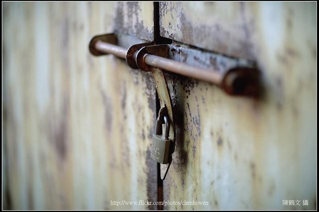 台大校園內的鎖-01