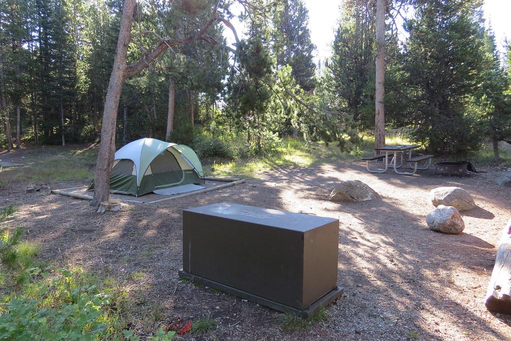 Our Campsite #10