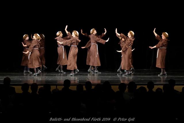 Ballett und Showabend, Stadthalle Fürth