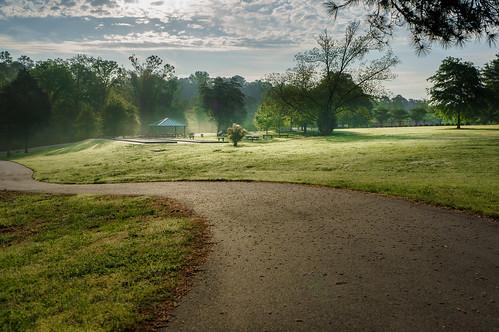 park morning lake morninglight gwinnett localparks ronaldreganpark
